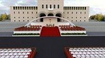 Projekti i skenës ku Papa Françesku do të mbajë meshën