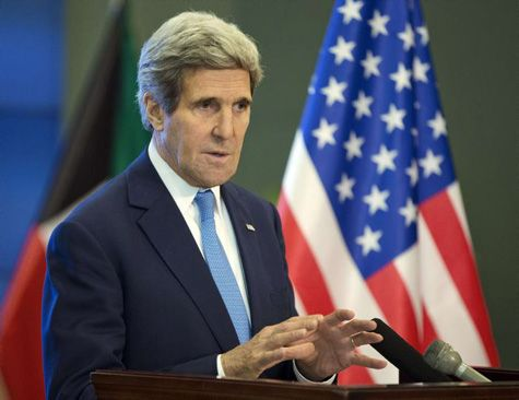 Sekretari amerikan i Shtetit, Kerri