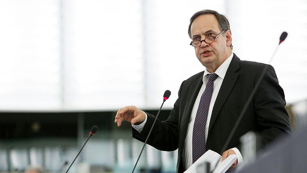 Eurodeputeti gjerman Knut Fleckenstein