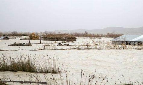 Zona te prekura nga permbytjet e diteve te fundit