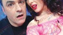 Në foto: Arian Çani dhe Anna Getti