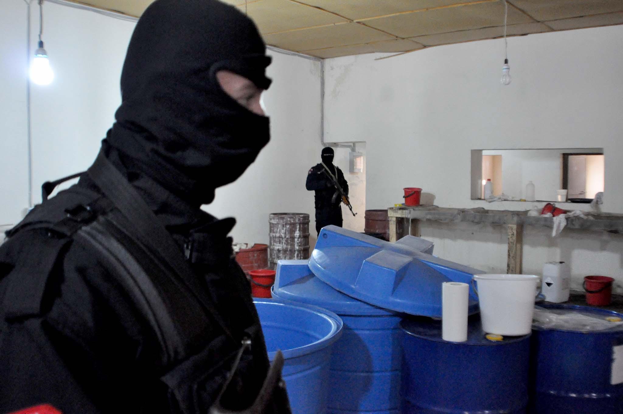 Laboratori i kokainës në Xibrakë, Genci Xhixha u njoftua se po ndiqej