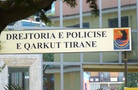 Policia-Tirane1