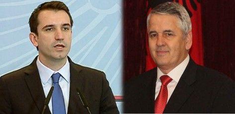 Halim Kosova dhe Erion Veliaj