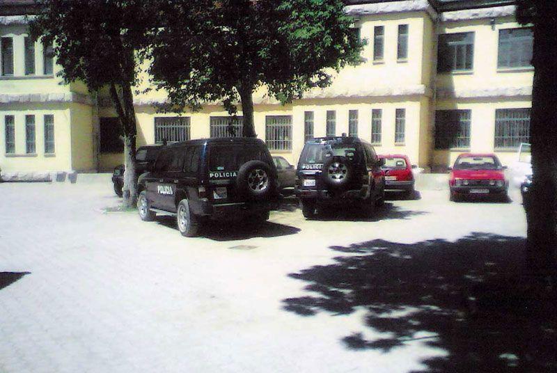 Policia e Korçës, foto ilustruese