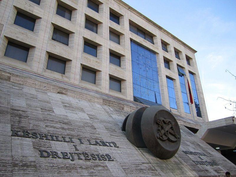 Këshilli i Lartë i Drejtësisë