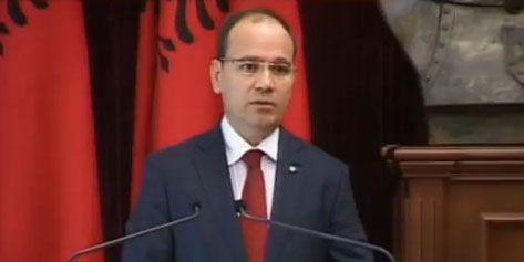 Presidenti Bujar Nishani