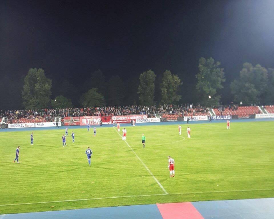 Pamje nga ndeshja