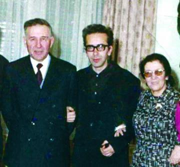 Mehmet dhe Fiqrete Shehu me Kadarene