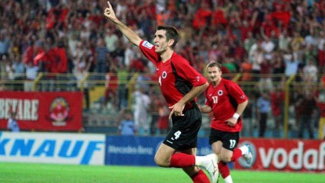 Dallku i jep lamtumirën kombëtares në ndeshjen me Kosovën