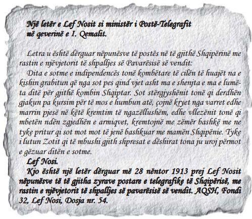 Libri i ri, Lef Nosi: Me Shuteriqët jemi një fis
