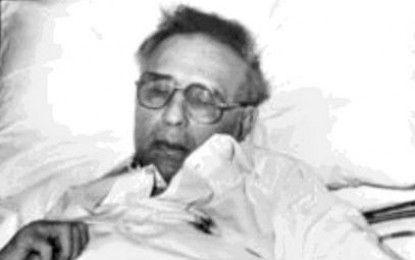 Mehmet Shehu në shtratin e vdekjes