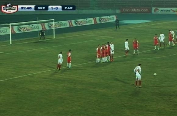 VIDEO/ Skënderbeu kampion dimri, i shkakton humbjen e parë Partizanit