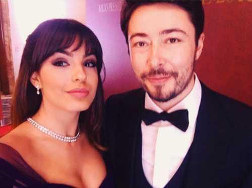 Armina Mevlani dhe Shkëlzen Berisha