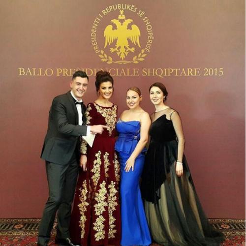 Drini Zeqo, Floriana Garo, Vikena Kamenica