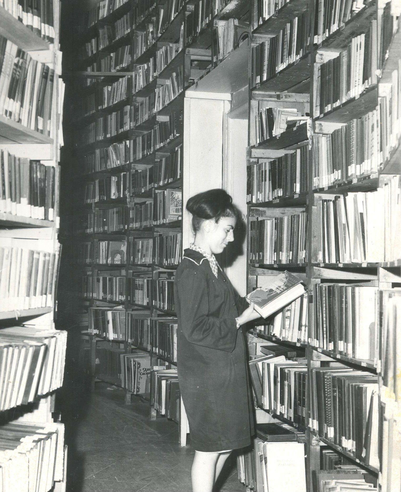 Foto historike e ambienteve të brendshme të BKSH-së