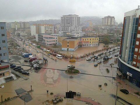 Situata e reshjeve ne Lezhe