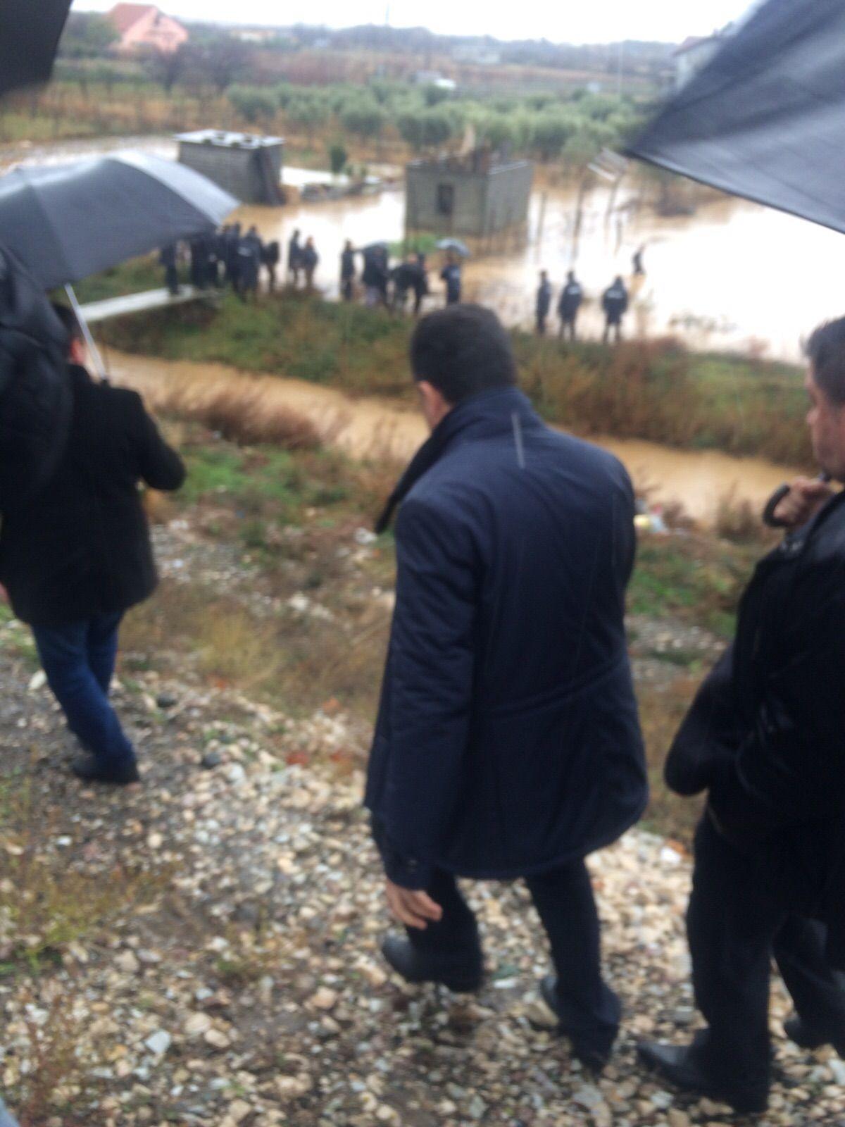 Zv/kryeministri Peleshi ne fshatin Pllane te Komunes Zejmen