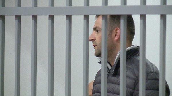 Denis Shtraza dje në gjyq