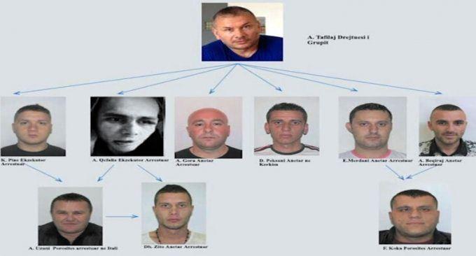 Vrasjet me pagesë nga burgu, nis seanca ndaj Admir Tafilit