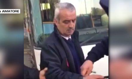 Arrestohet shoferi i autobusit të Tiranës së Re, ishte i dehur (FOTO)
