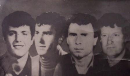 Katër dëshmorët e 2 prillit në Shkodër