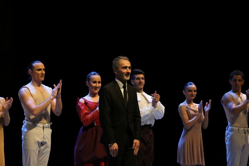 Baleti shqiptar për herë të parë në Serbi me Dasmën e Preljocajt