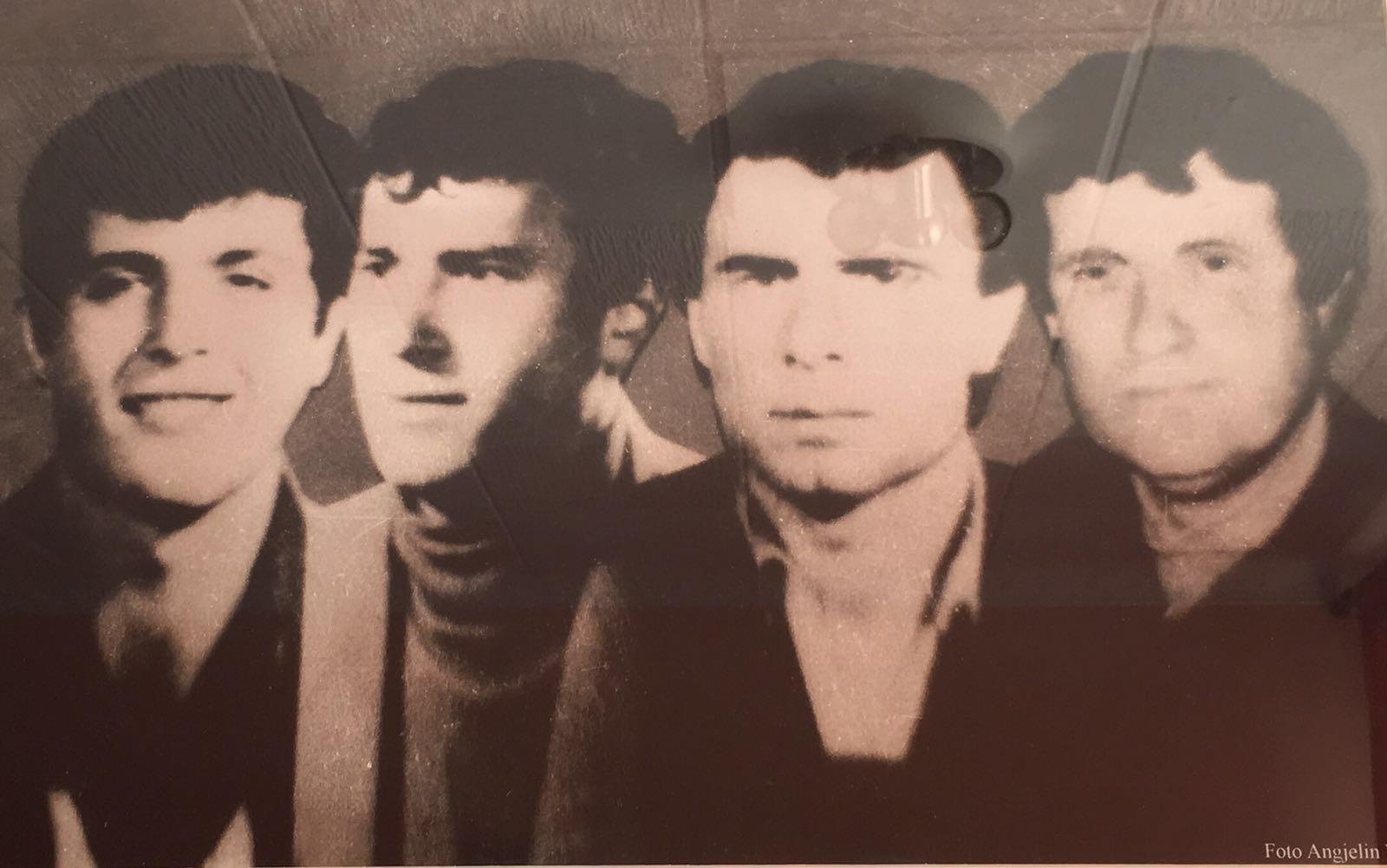 Katër viktimat e masakrës së 2 prillit, Arben Broci, Nazmi Kryeziu, Besnik Ceka dhe Bujar Bishanaku
