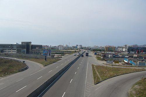Tiranë-Kashar-Durrës