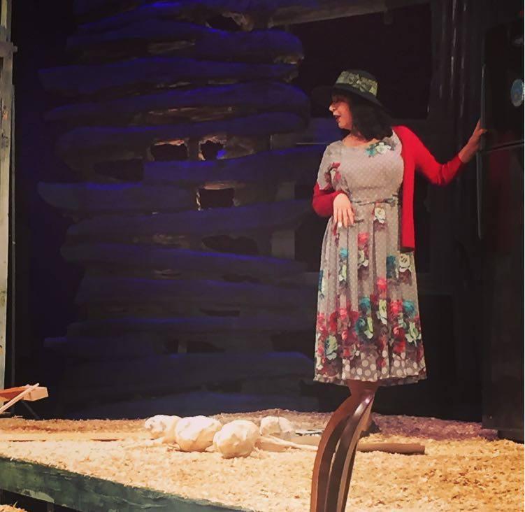 Të zbulosh Mallkimin e fukarenjve në Teatrin Kombëtar