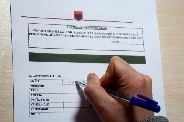 Dekriminalizimi/ Nuk plotësuan formularin, ja kujt i hiqet mandati