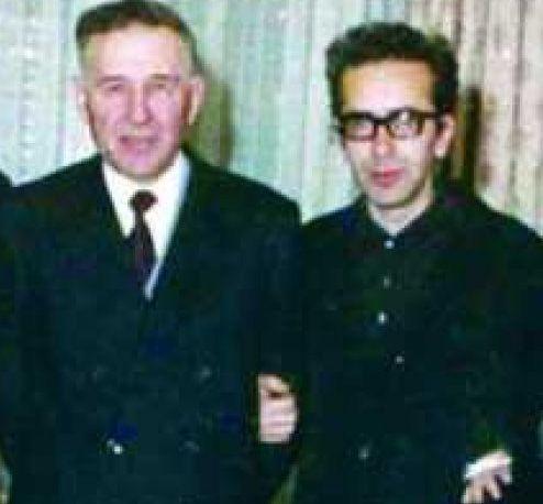 Mehmet Shehu dhe Ismail Kadare