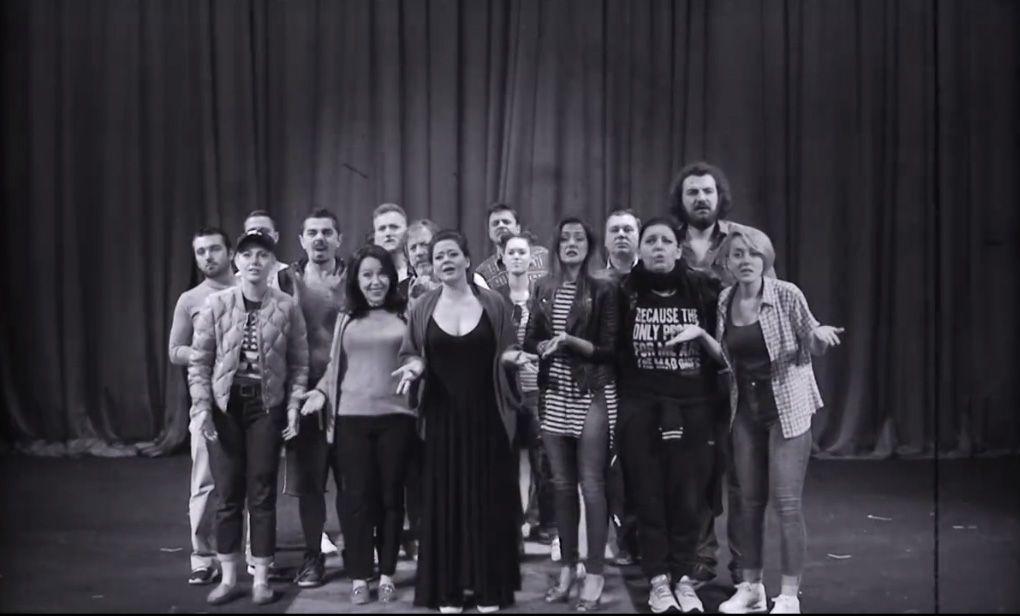 Pirandello, pa tekst në skenën e Teatrit Kombëtar