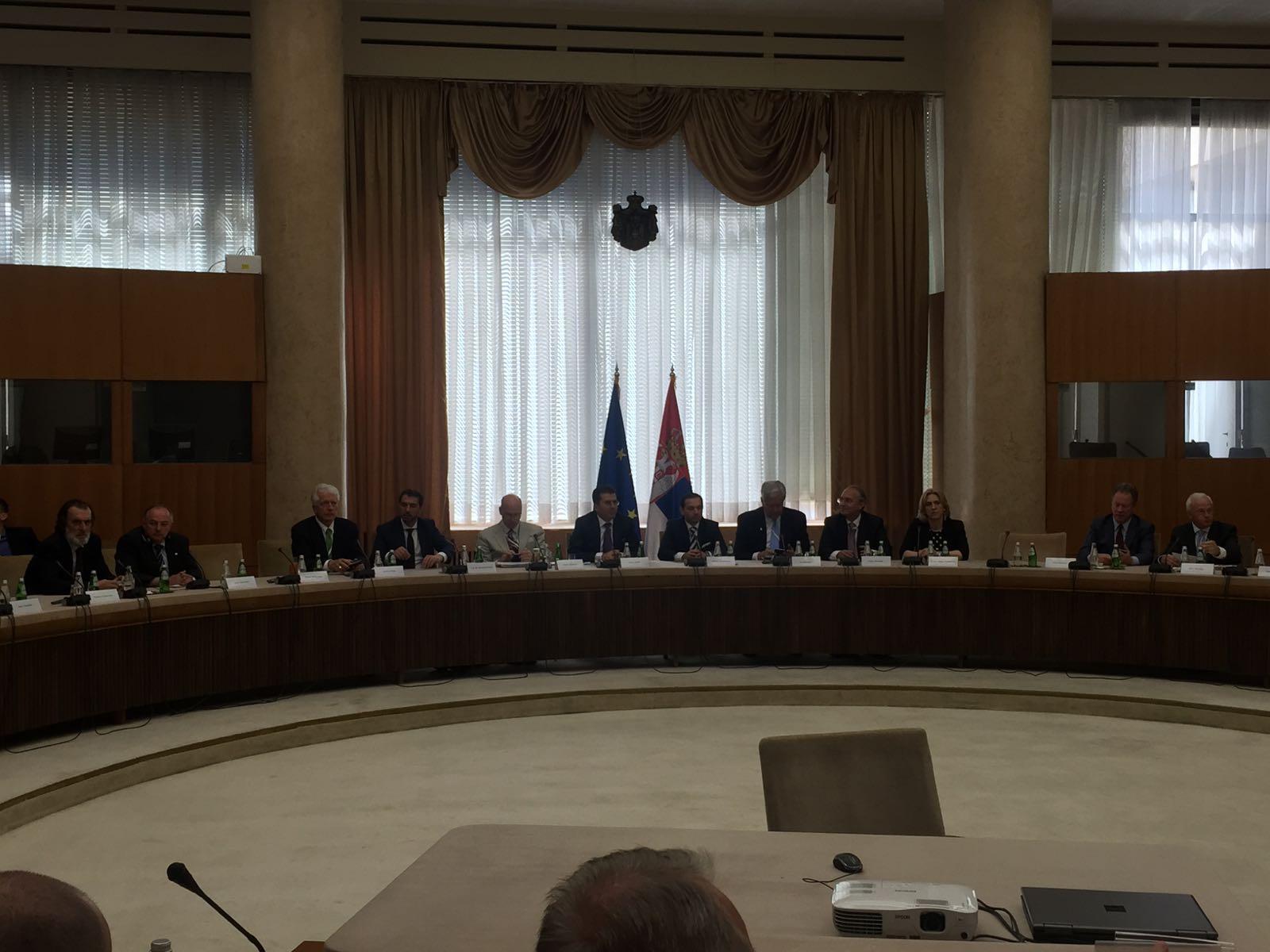 Mediu në Beograd: Të lëmë pas të shkuarën, duhet bashkëpunim rajonal