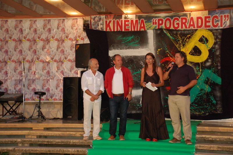 Festivali i Pogradecit, filma dhe kuzhinë e mirë ballkanike