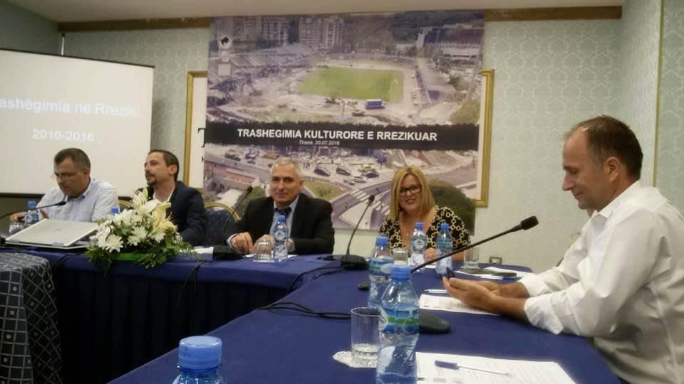 Nga mbledhja e Forumit për Mbrojtjen e Trashëgimisë Kulturore