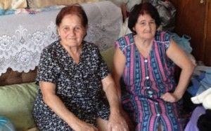 Motrat Popa, Maria dhe Zhaneta