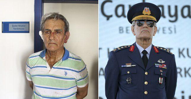 Ish-komandanti i forcave ajrore General Akın Öztürk