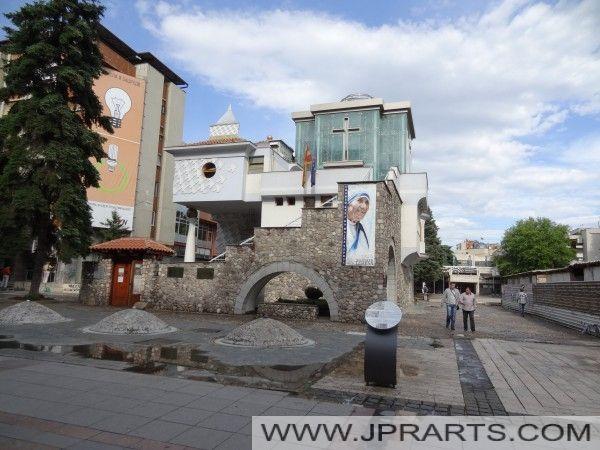 Mother-Teresa-Museum-Skopje-Macedonia