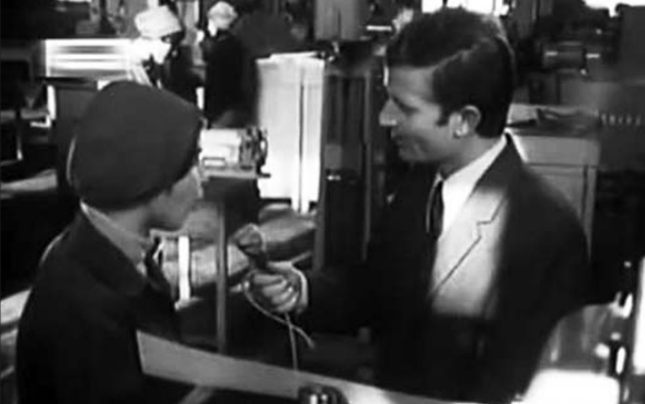 Agron Çobani, gjatë një kronike televizive