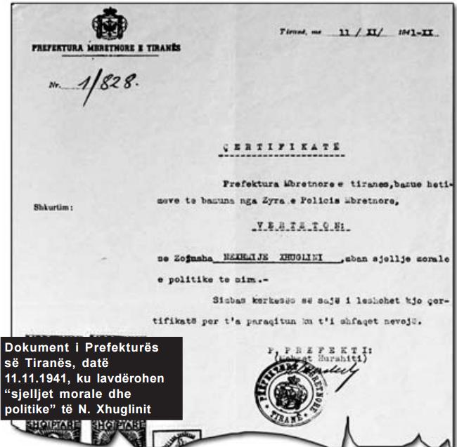 dokumenti i prefektures per nexhmijen