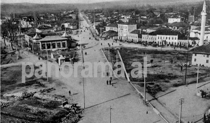 11 shkurt 1920 Tir Kryeq