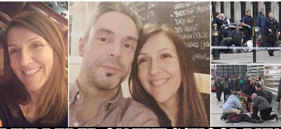 Sulmi në Londër  Fundi i tmerrshëm i mësueses spanjolle  vdekja duke pritur dy vajzat