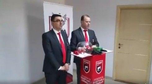 Kupa e Shqipërisë  përcaktohen çiftet e gjysmëfinaleve