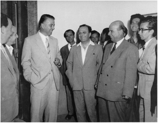 Enver Hoxha ne Lidhjen e Shkrimtareve