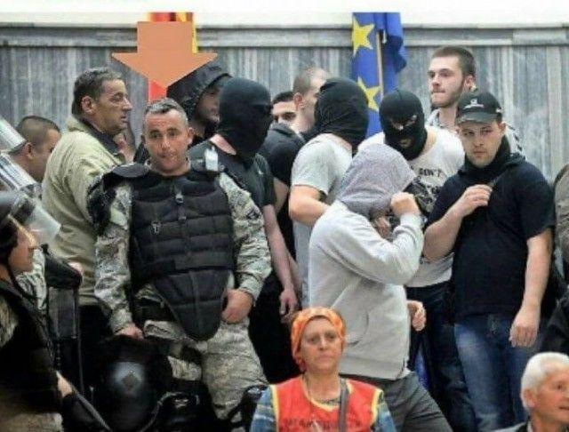 policia maqedoni