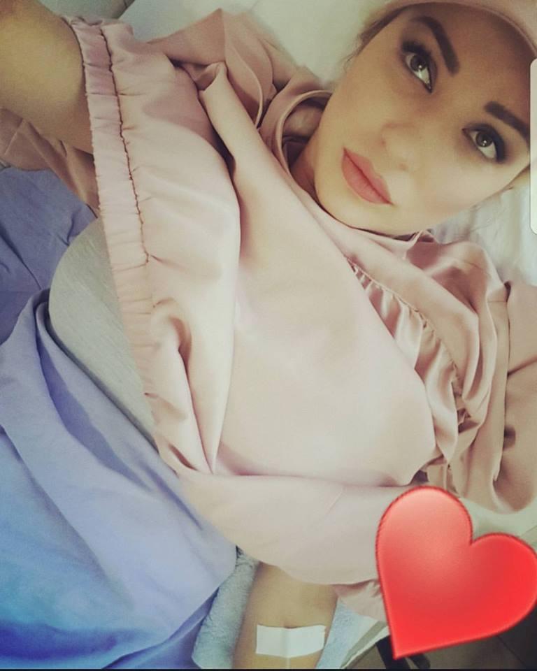 Foto roza lati p rfundon n spital for Foto kafshesh