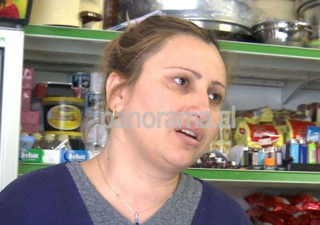 Alba Hyka, nëna e 14-vjeçares