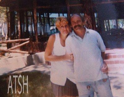 Teodor Keko me të shoqen, Xhulin