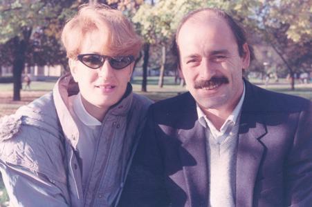 Teodor Keko me të shoqen, Xhulin99